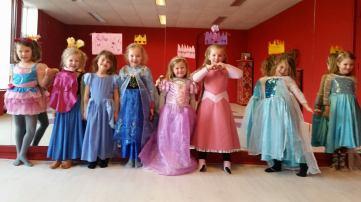 Prinsessen Feestje